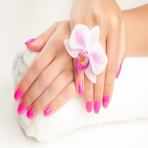 NAIL ENHANCEMENTS ( WITHOUT MANI ) THICKER & LONGER LASTING